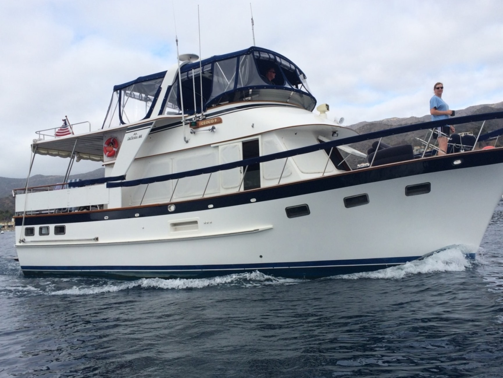 Defever Cruisers A Club For Yachting Enthusiasts With A Passion For Defever Vessels And The Cruising Life